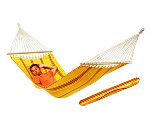 Single Rod Hammock                        [Currambera]